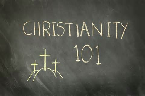 Christianity 101 - Starts April 20th!